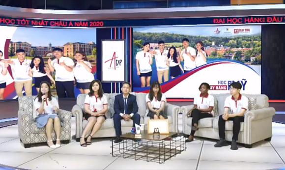 Livestream Tư vấn Tuyển sinh số 10: Học Đại học lấy bằng Mỹ tại Việt Nam - Tại sao không?