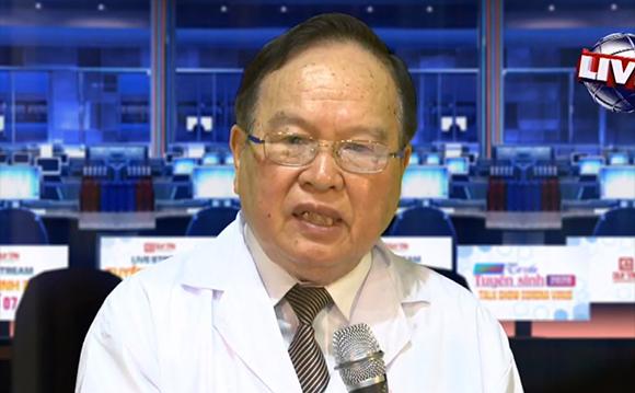 """Livestream Talkshow v?i ch? d? """"Corona Virus"""" t?i Ð?i h?c Duy Tân"""