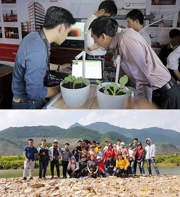 Ngành Môi trường - Công nghệ Thực phẩm - Công nghệ Sinh học tại DTU: Điểm nhấn trong Đào tạo