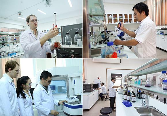 69 nhà khoa học ĐH Duy Tân nhận khen thưởng của thành phố Đà Nẵng