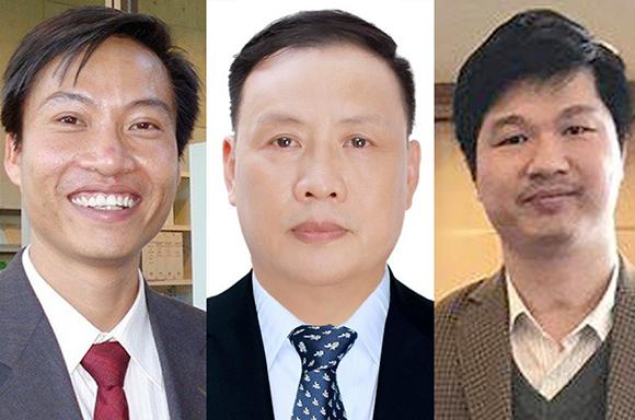 3 nhà khoa học Việt