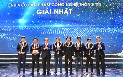 Quán quân Nhân tài Đất Việt 2017: Để thành công phải có đam mê!