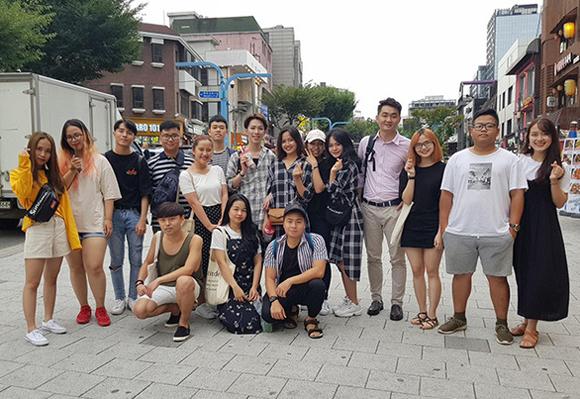 Đại học Duy Tân Tuyển sinh ngành học mới Ngôn ngữ Hàn Quốc năm 2020