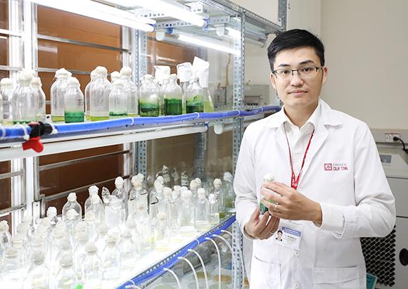 Nhà khoa học Đại học Duy Tân nhận giải 'Quả cầu vàng 2020'