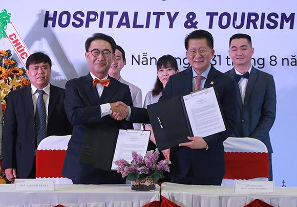 Đại học Duy Tân thành lập Viện Đào tạo & Nghiên cứu Du lịch