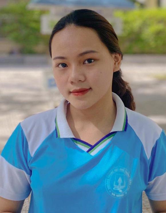 Trần Hải Ngân - Học sinh lớp 12, Trường THPT Trần Phú