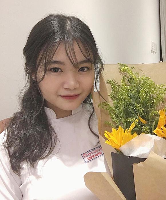 Hà Hiền Nhân - Học sinh lớp 12 Trường THPT Phan Châu Trinh