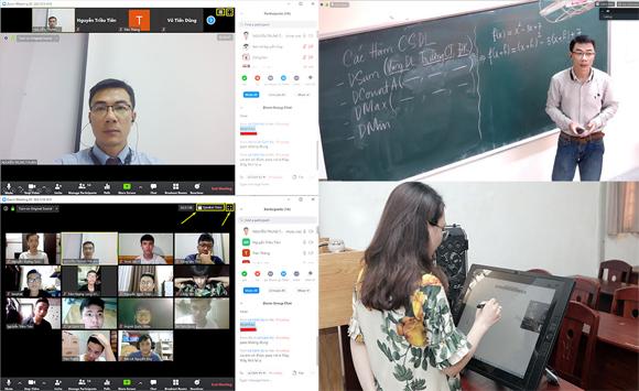 Nhập học Online và Cơ hội nhận ngay e-Voucher lên đến 4 triệu đồng