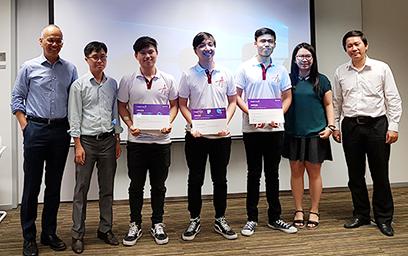 Đội tuyển BeeTech, DTU giành giải Nhất Cuộc thi Quốc gia Microsoft Imagine Cup 2018