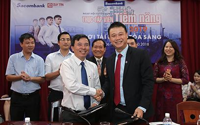 Đại học Duy Tân Kí kết Hợp tác với các Doanh Nghiệp trong Lĩnh vực Tài chính, Kiểm toán