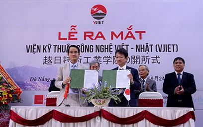 Ra mắt Viện Kỹ thuật Công nghệ Việt - Nhật tại Đà Nẵng