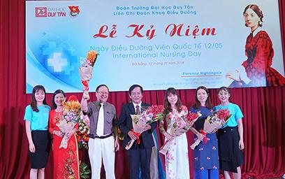 Lễ Kỷ niệm Ngày Điều dưỡng viên Quốc tế