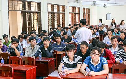 Ngày hội Tuyển dụng của Công ty Enclave tại Đại học Duy Tân