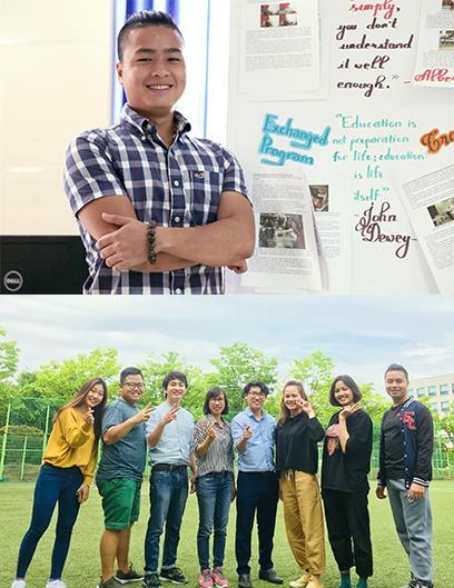 Sinh viên Duy Tân Trải nghiệm Môi trường Học tập và Làm việc tại nước ngoài