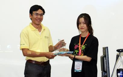 Trao Giải thưởng cho các Dự án Bảo vệ Môi trường Biển