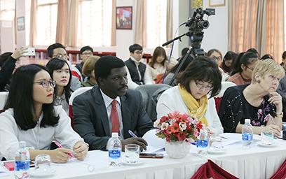 Vòng Chung kết Cuộc thi Tranh luận bằng tiếng Anh tại DTU