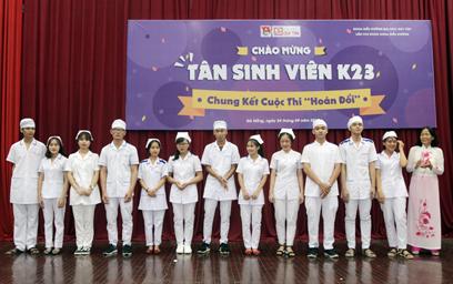Khoa Điều dưỡng Chào đón Tân sinh viên Khóa 23