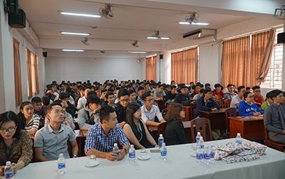 Thêm Cơ hội Việc làm cho Sinh viên Đại học Duy Tân tại Công ty LogiGear
