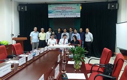 Đại học Duy Tân gia nhập Mạng lưới Nghiên cứu và Quản lý Công nghệ Xanh
