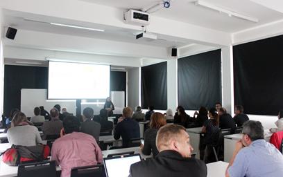 Đại học Duy Tân Báo cáo tại Hội nghị Quốc tế PBL 2017 ở Colombia