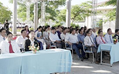 DTU trao nhiều Học bổng Toàn phần cho Học sinh các trường Phổ thông