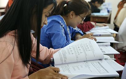 Ngành học mới Tiếng Trung Quốc tại DTU năm 2018