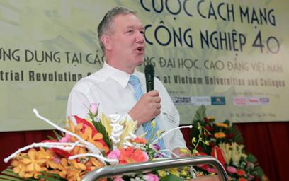 Hội thảo Quốc tế Cuộc Cách mạng Công nghiệp 4.0 tại Đại học Duy Tân