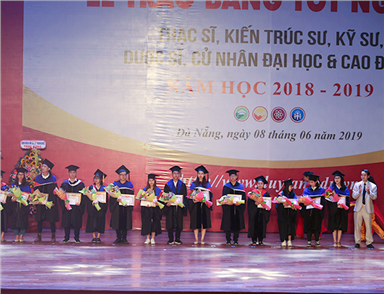 The 2019 DTU Graduation Ceremony