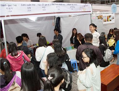 Cultural Exchange Week with South Korean Universities