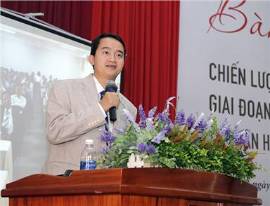 New DTU Provost Tasked with Strategic Development