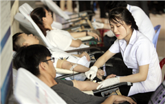 DTU Blood Donation Day