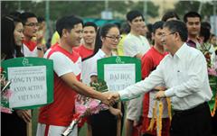 Khai mạc giải thể thao Ngành Thông tin & Truyền thông Thành phố Đà Nẵng