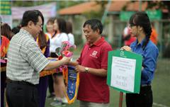 Khai mạc Hội thao Cụm thi đua Khối Trường Đại học Cao đẳng ngoài công lập