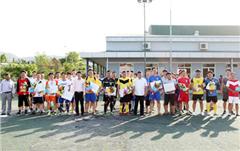 Khai mạc Giải Bóng đá Truyền thống Đại học Duy Tân lần thứ VIII