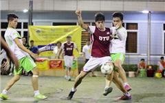 DTU Wins the Futsal 2016 Second WIMESH Cup