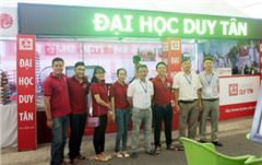 Đại học Duy Tân tham dự Hội chợ Du lịch Quốc tế Đà Nẵng 2016