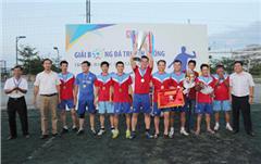 Bế mạc Giải Bóng đá Truyền thống DTU lần thứ VIII