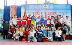 DTU's Achievements at the 2017 Danang Tournament for Office Workers