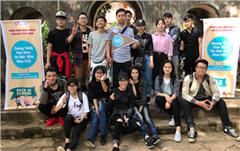 Diễn đàn Sinh viên DTU Chào đón Tân binh trong Ngày hội Offline