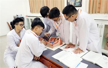 Study Medicine-Pharmacy-Nursing at DTU in 2020