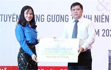 Lễ kỷ niệm 130 năm Ngày sinh Chủ tịch Hồ Chí Minh và Tuyên dương gương Thanh niên Tiên tiến làm theo lời Bác cấp trường năm 2020