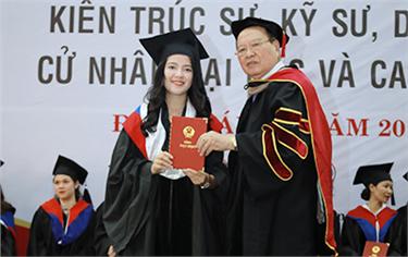 Lễ trao Bằng Tốt nghiệp Đại học - Cao đẳng Tháng 9/2019