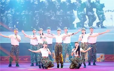 Đại học Duy Tân giành Huy chương Vàng tại Liên hoan Nghệ thuật quần chúng Lực lượng Vũ trang và Thanh niên, Sinh viên lần thứ IX