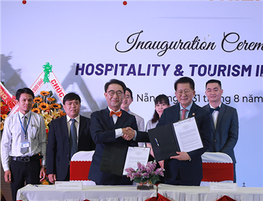 DTU Opens its Hospitality and Tourism Institute