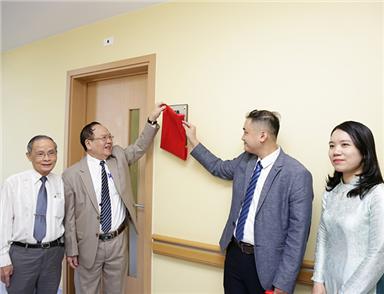 DTU opens a new Nursing training lab