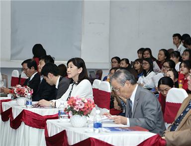 An Agreement with SEIREI on Nursing Education