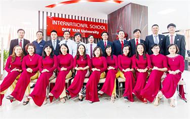 Khoa Đào tạo Quốc tế