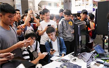 Đại học Duy Tân tổ chức Ngày hội Việc làm Công nghệ Thông tin 2019