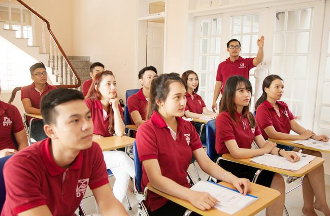 Đào tạo tại Đại học Duy Tân