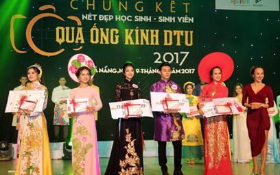 Chung kết Nét đẹp Học sinh Sinh viên qua Ống kính DTU 2017